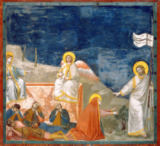 Giotto di Bondone - The Resurrection