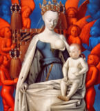 Jean Fouquet - Jean Fouquet / Madonna and Child