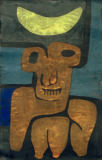 Paul Klee - Luna der Barbaren