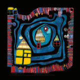End of the Waters of Friedensreich Hundertwasser