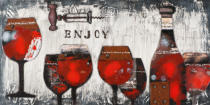 New Life Collection - Wine glasses I