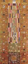 Gustav Klimt - Pattern for the Stoclet Frieze, around 1905/06, End Wall