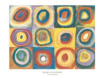 wassily kandinsky pictures as art prints silk towels art cards stretcher on canvas framed. Black Bedroom Furniture Sets. Home Design Ideas