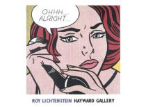 Roy Lichtenstein - Ohhh...Alright..., 1964