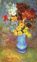Vincent van Gogh - Vase With Anemone