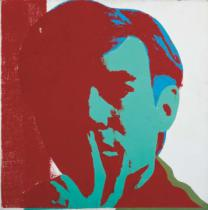 Andy Warhol - Self-portrait, 1967