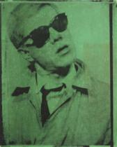 Andy Warhol - Self-Portrait, 1964 (green)