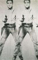 Andy Warhol - Double Elvis, 1963