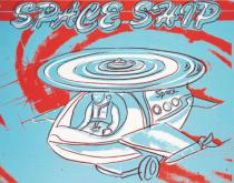 Andy Warhol - Space Ship, 1983