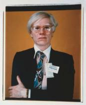 Andy Warhol - Self-Portrait, 1979 (visitor)