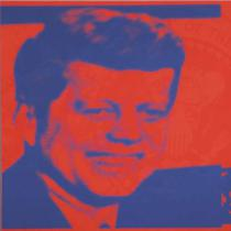 Andy Warhol - JFK