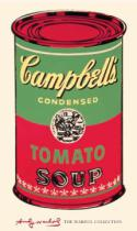 Andy Warhol - Campbell's Soup Can, 1965 (green & red)