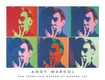 Andy Warhol - A Set of Six Self-Portraits, 1967