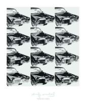 Andy Warhol - Twelve Cars, 1962