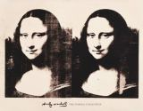 Double Mona Lisa, 1963 von Andy Warhol