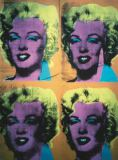 Andy Warhol - Four Marilyns, c.1962
