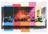 Andy Warhol - Detail of The Last Supper, 1986