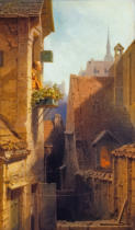 Carl Spitzweg - The Hypochondriac