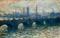 Claude Monet - Waterloo Brücke 1902