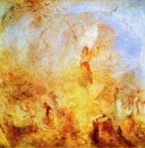 Joseph Mallord William Turner - Der Engel vor der Sonne