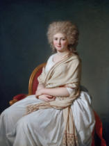 Jacques-Louis David - Marquise de Sorcy de Thelusson