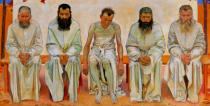 Ferdinand Hodler - Those Weary of Life