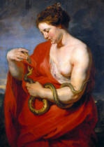 Peter Paul Rubens - Hygieia