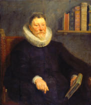 Peter Paul Rubens - Bildnis des Jan Brant