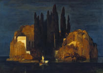 Arnold Böcklin - The Isle of the Dead, 1880