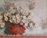 Claude Monet - Chrysanthemen