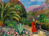 Nachmittag in der Provence von William James Glackens