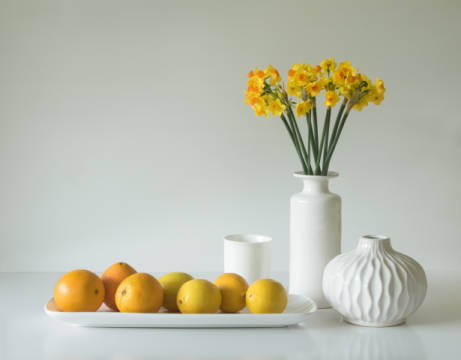 Foto-Kunstdruck: Jacqueline Hammer, Jonquils and Citrus