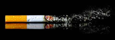 Foto-Kunstdruck: octyee, Smoking kill