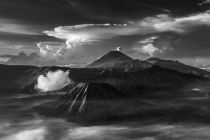 PRADEEP RAJA - Morning view of Mt Bromo