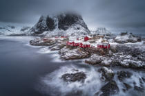 Andy Chan - Winter Lofoten islands