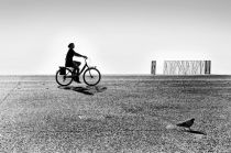 George Digalakis - Girl with Bicycle
