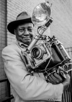 Hans ML Spiegel - Mr.Louis Mendes/NYC-USA Street Photography Icon