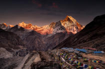 Richard Le Manz - Annapurna Base Camp