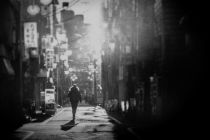 Teruhiko Tsuchida - Street , morning...