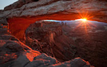 Barbara Read - Mesa Arch Sunrise