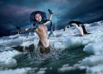 Dmitry Laudin - Spring has come to Antarctica