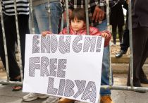Martin Agius - Libyans Protesting In All Ages