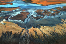 Tanja Ghirardini - California Aerial - The Desert From Above