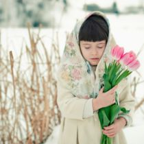 Svetlana Bekyarova - ....once upon a time a long and chilly winter...