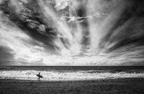 Lorenzo Grifantini - The loneliness of a surfer