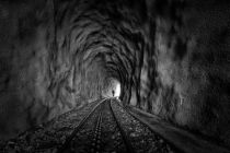 Vito Guarino - In the bowels of the mountain-BW