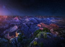 Juan Pablo de Miguel - Grand Canyon Night