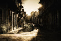 Baris Akpinar - Mystic morning in Havana...