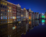 Juan Pablo de Miguel - Amsterdam at night 2017