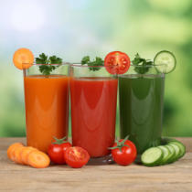 Markus Mainka - Vegetable juice like carrot juice and tomato juice